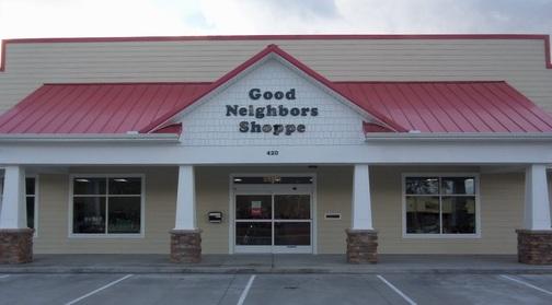 Good Neighbors Shoppe Store Front