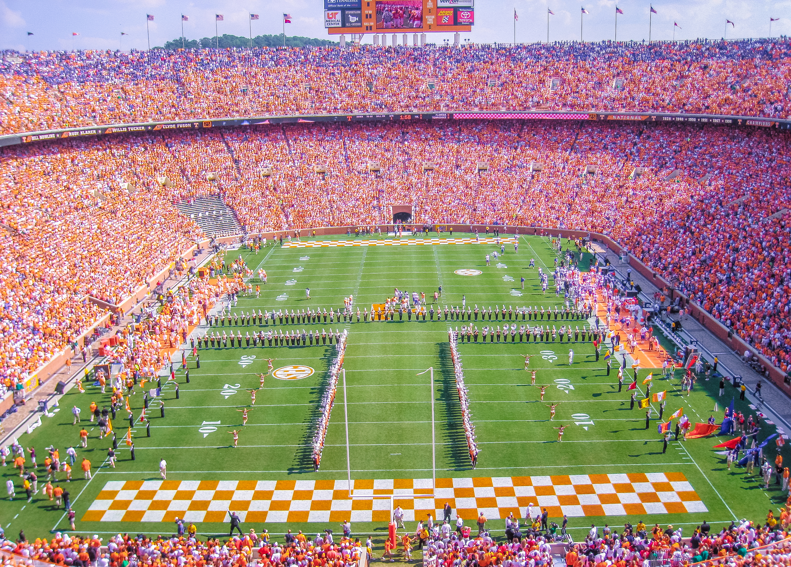 17. Go-Big-Orange-There's nothing like University of Tennessee UT UTK football in the fall