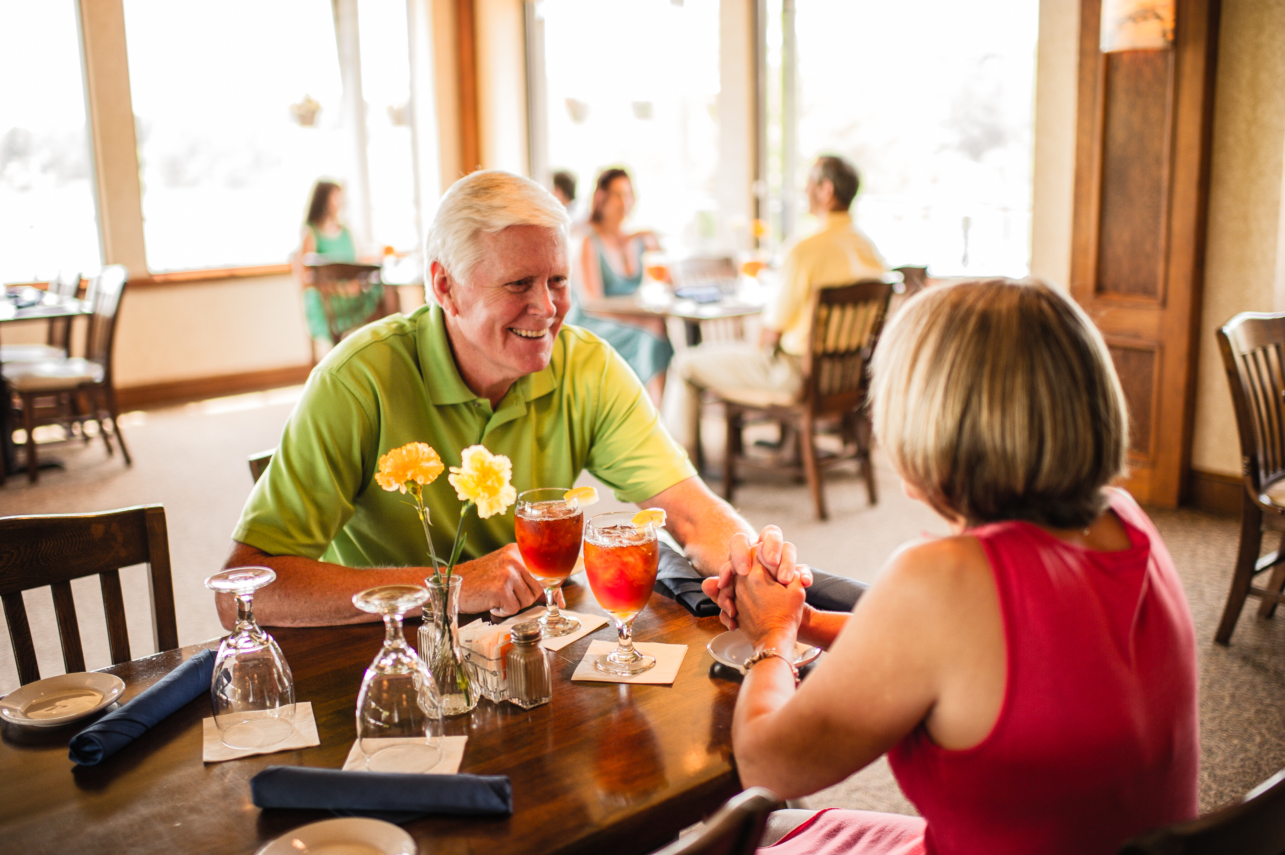 2. A romantic dinner awaits at the Yacht Club