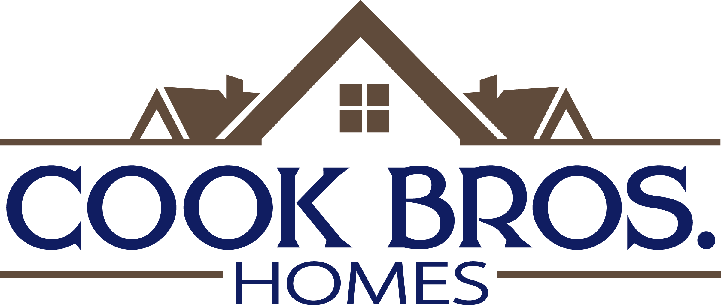 Cook Bros. Homes Logo