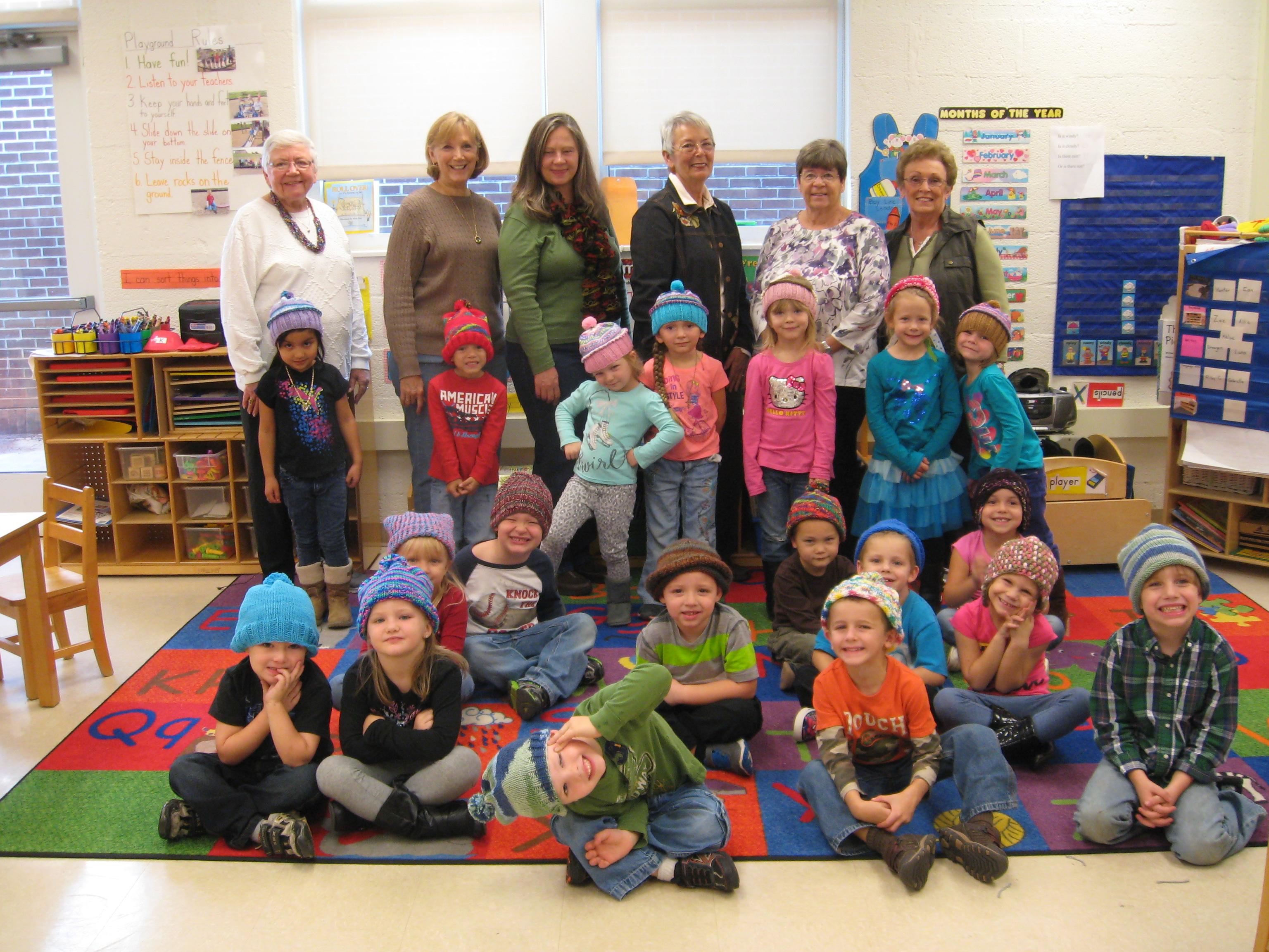 Vonore Elementary Pre-K Hat Presentation