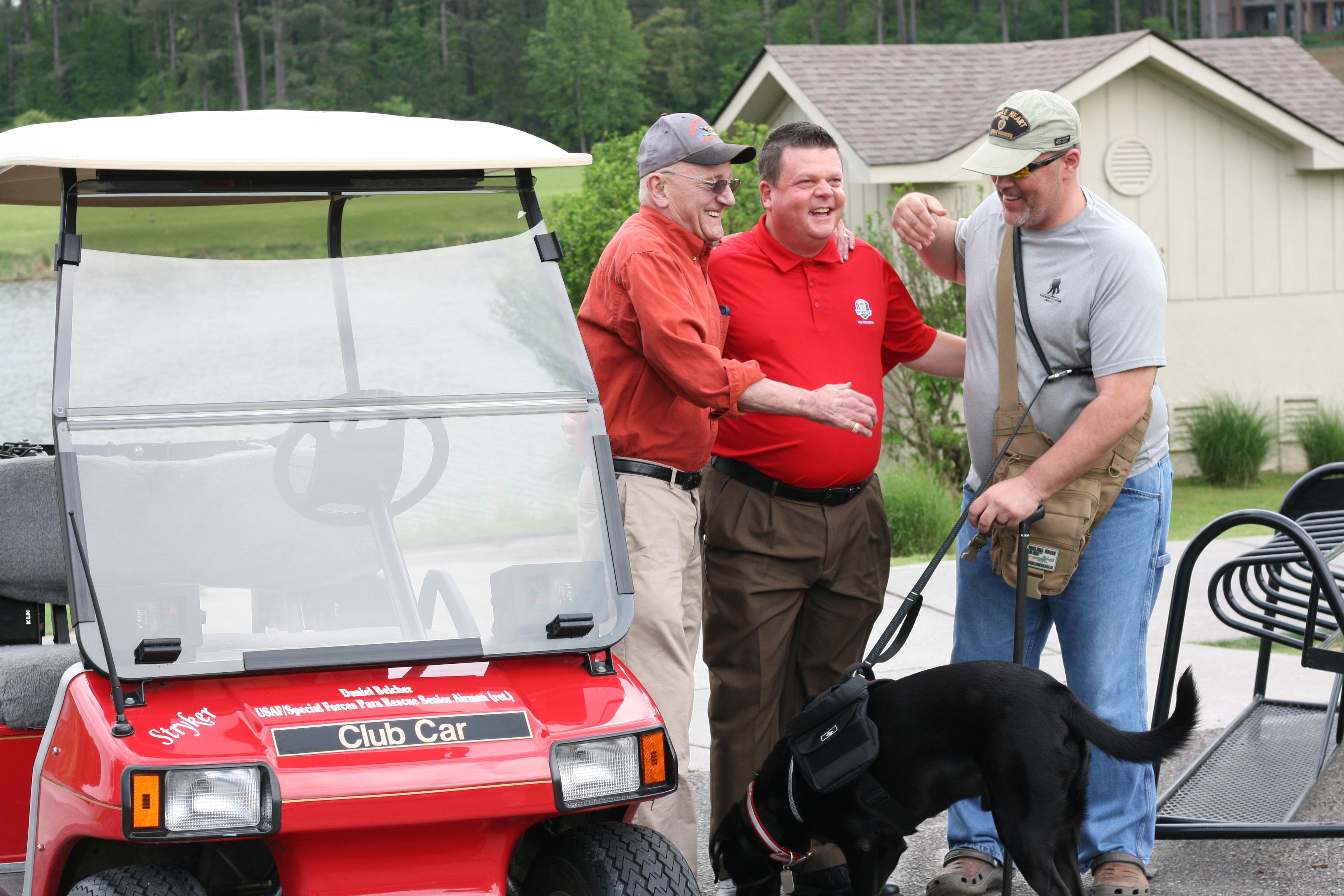 Tellico Village Community Works Together for a Deserving Veteran 11