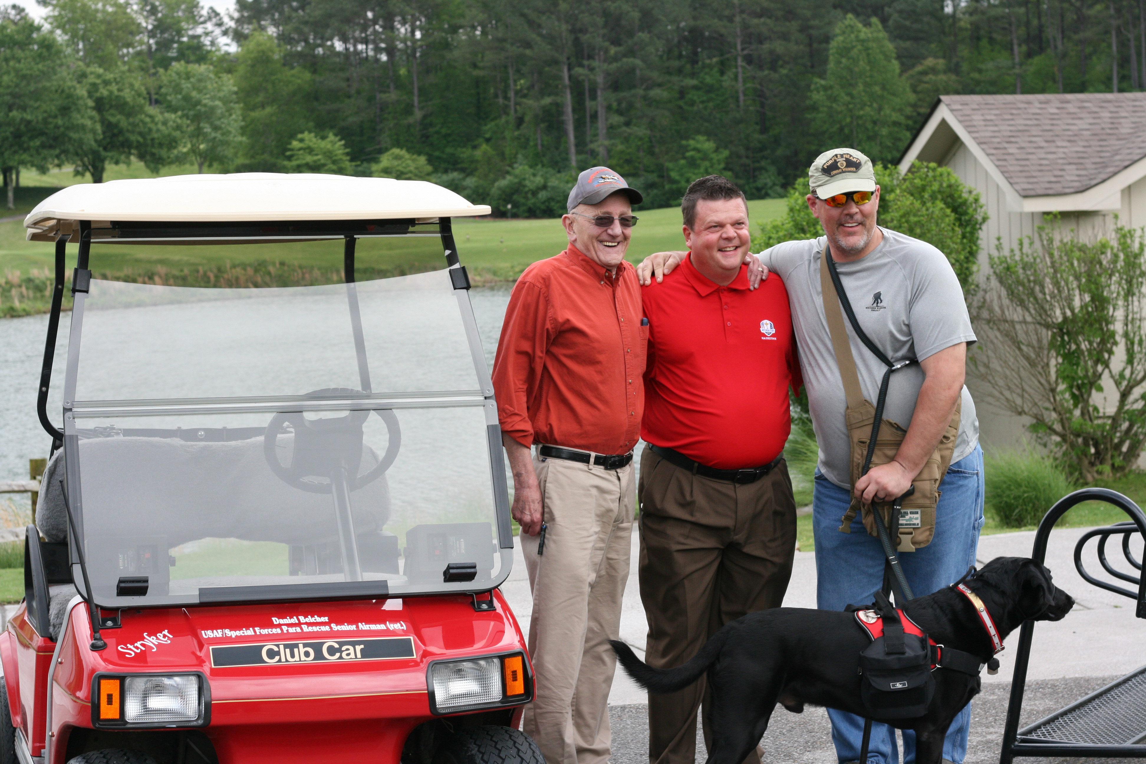Tellico Village Community Works Together for a Deserving Veteran 12