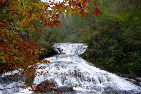 Turtletown Falls Trail