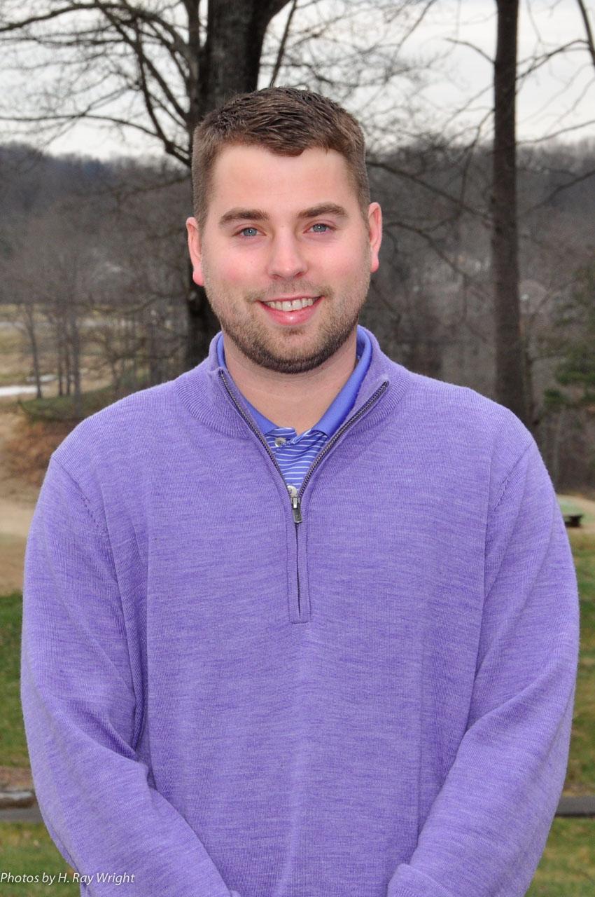 Casey Flenniken - First Assistant Golf Professional