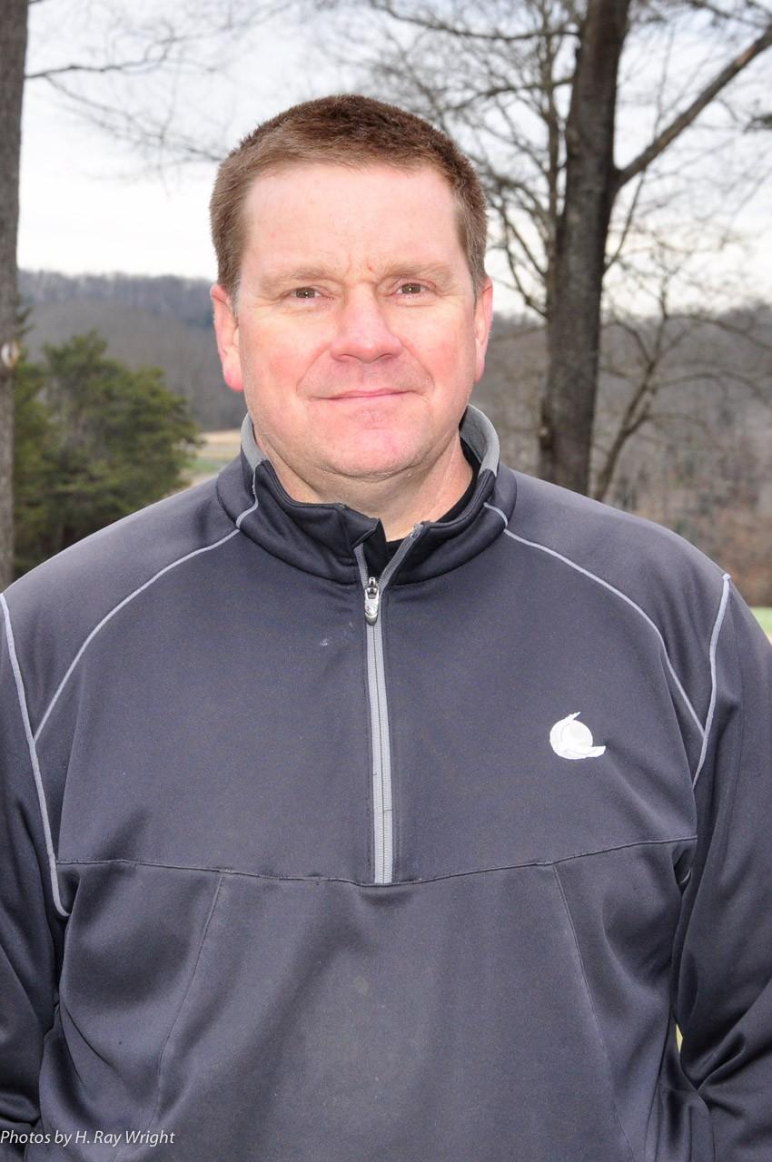 Chris Sykes - Golf Superintendent