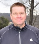 Headshot of Chris Sykes Golf Superintendent at Tellico Village