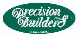 Precision Builders, Inc. Logo