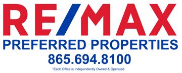 ReMax Preferred Properties PNG Logo