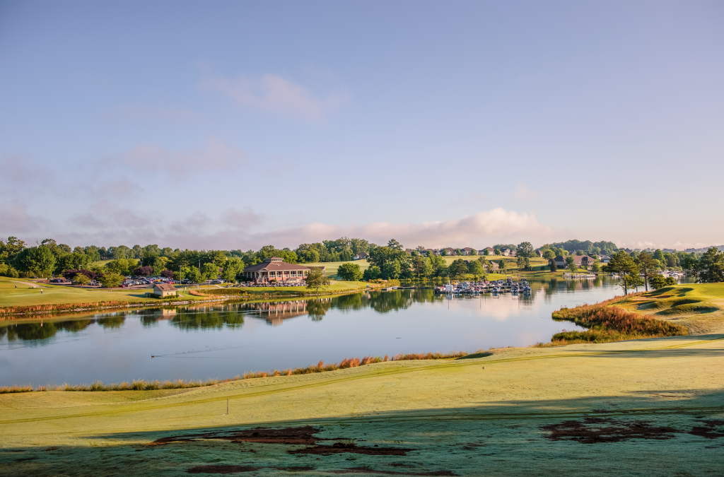 34. The Lake views at the tanasi clubhouse are breathtaking