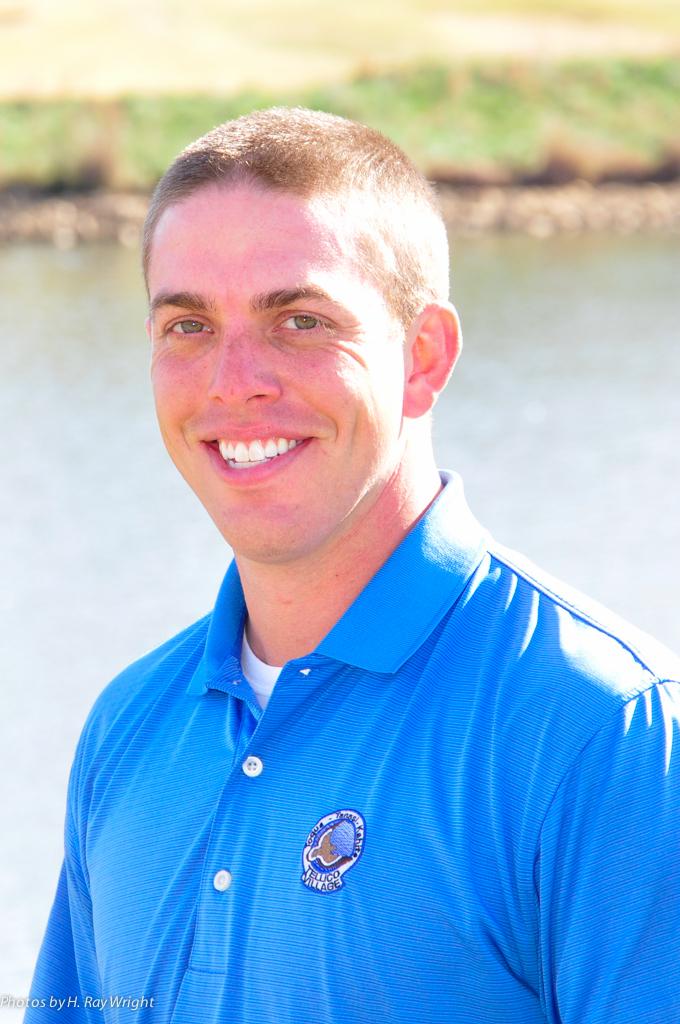 Wells McClure - Meet The Golf Superintendent