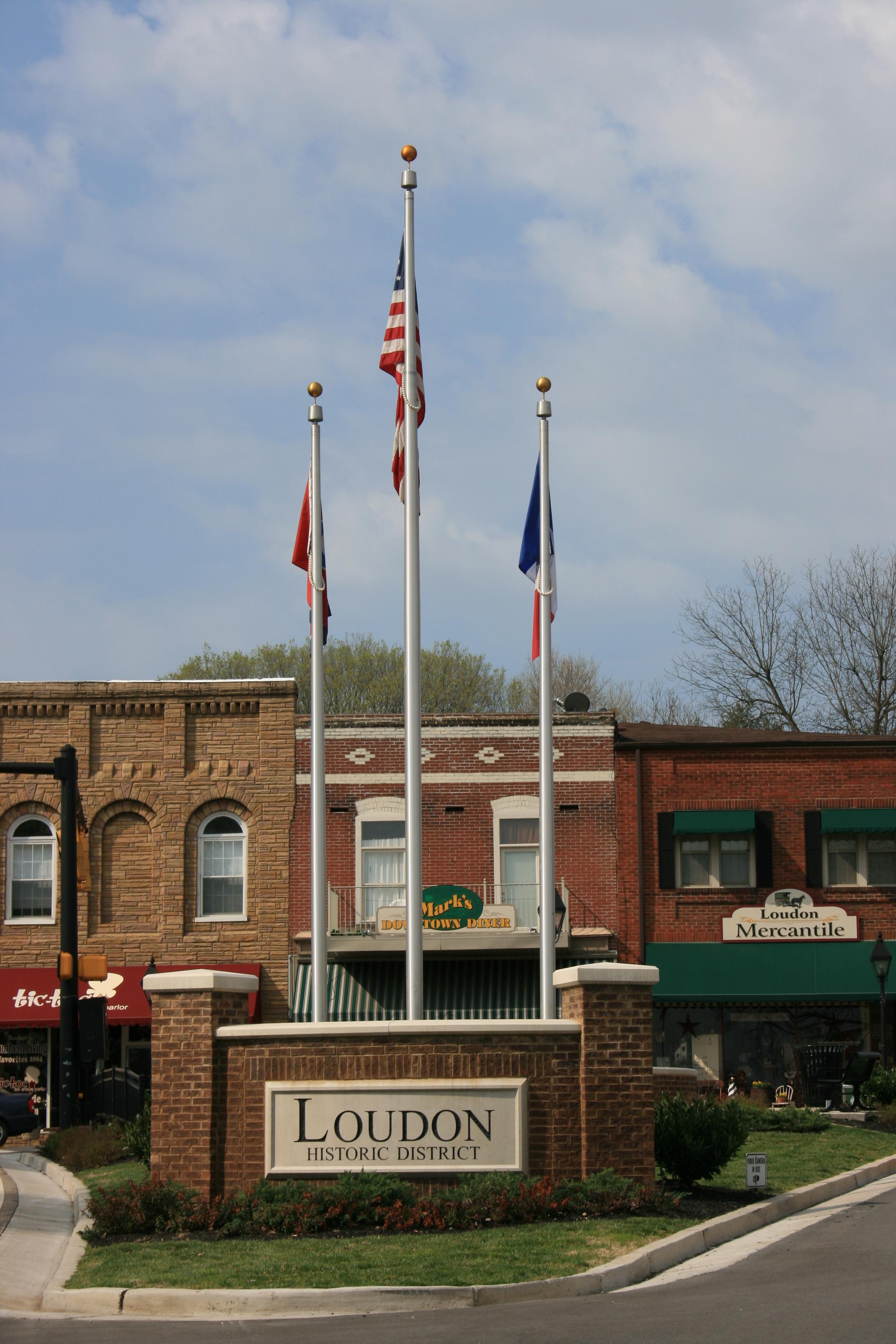 Downtown Loudon