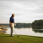 Tellico Village Golf course by the lake
