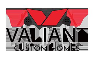 Valiant Custom Homes Logo